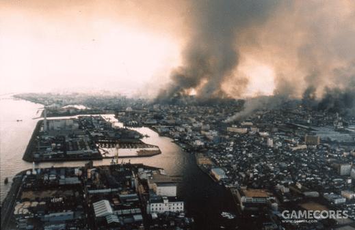 阪神大地震——废墟再临